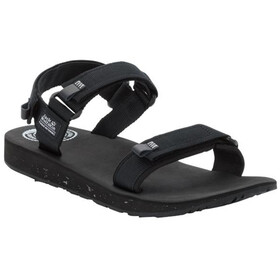 Jack Wolfskin Outfresh Sandals Men, black/light grey